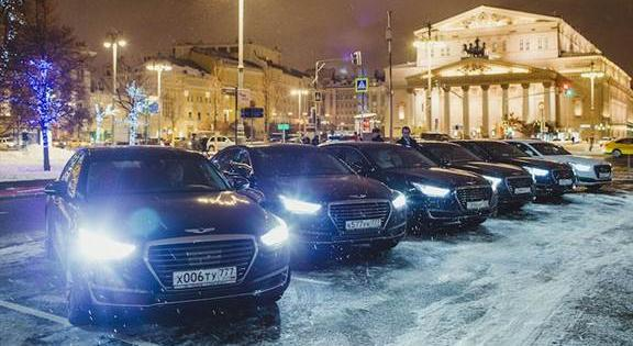 Фото премиальный автомобильный бренд genesis во второй раз поддержит международный фестиваль современной хореографии context. diana vishneva
