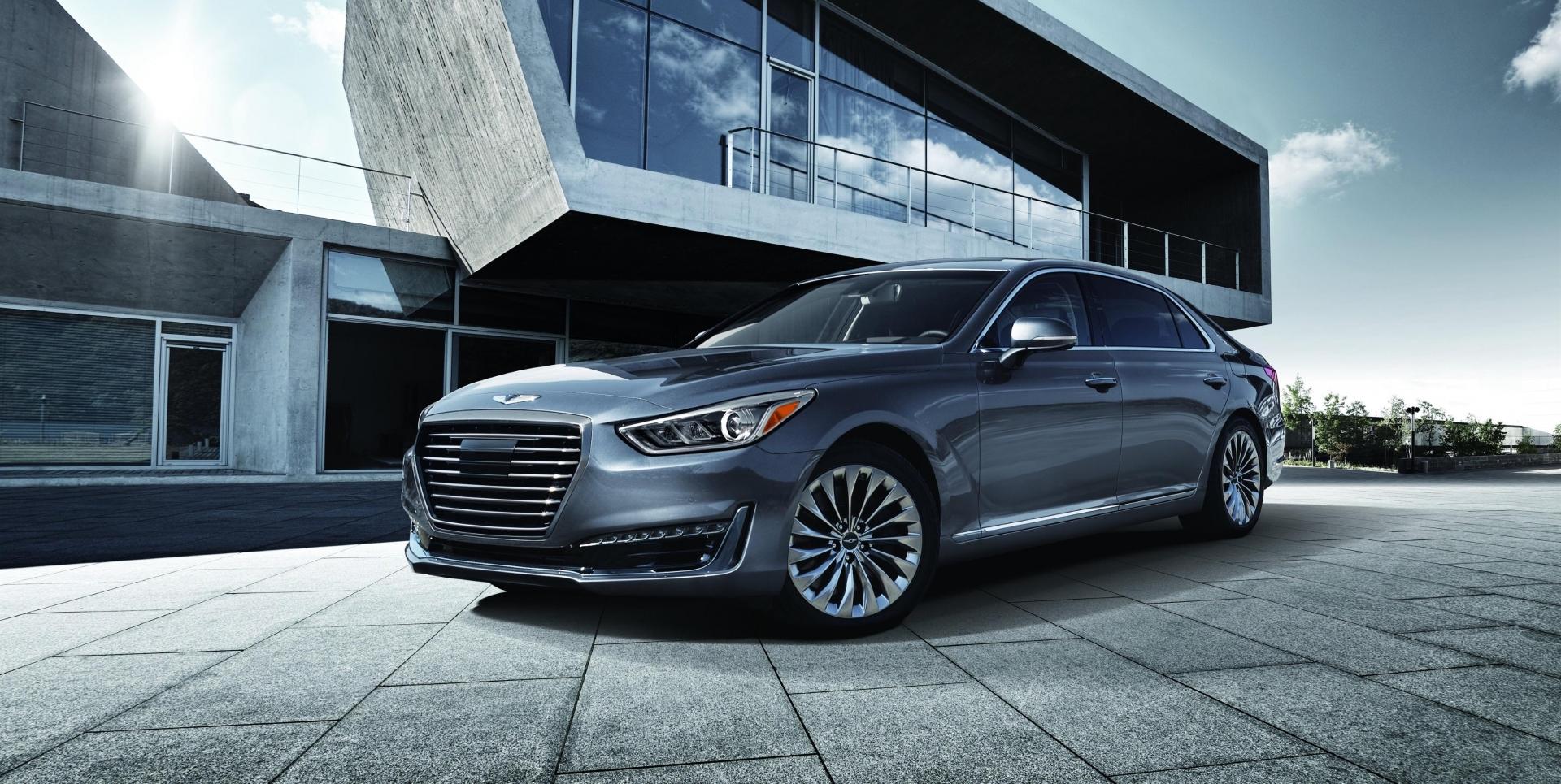 Фото бренд genesis и флагманский седан g90 – лидеры рейтинга по степени удовлетворенности клиентов по версии агентства autopacific