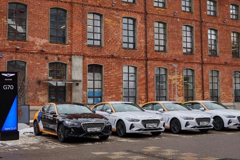 GENESIS открыл парковки для каршеринга в бизнес-центрах